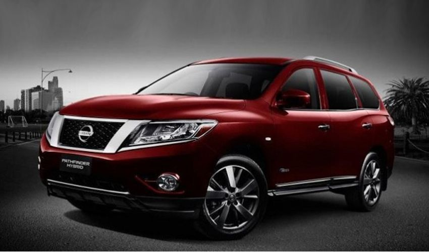 2018 Nissan Pathfinder Redesign, Price, Release Date and ...
