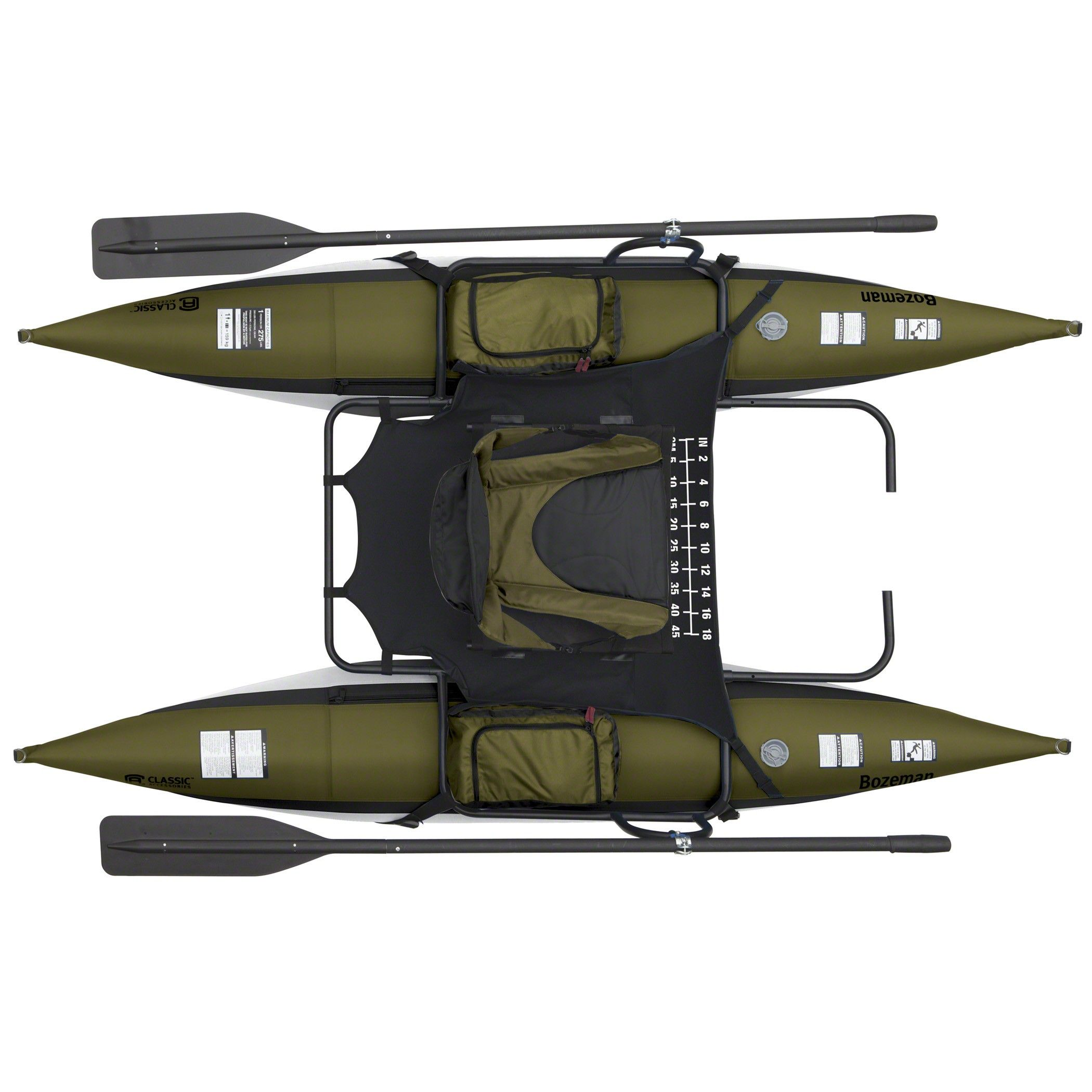Classic Accessories Colorado Xt 9ft Pontoon Boat: Classic Accessories Bozeman, Inflatable Pontoons, Discount
