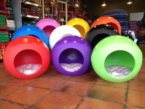 cuchas redondas en diferentes colores