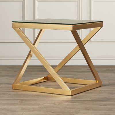 Look What I Found On Wayfair Modern End Tables End Tables