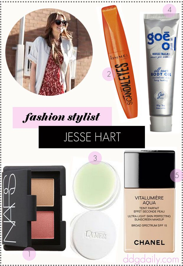 Real Girl Beauty: 5 minutes with fashion stylist Jesse Hart  | feature beauty trends 2 beauty tips beauty 2 beauty 2  picture