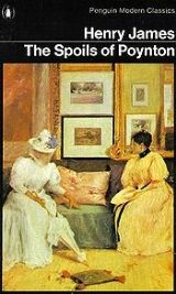 The Spoils of Poynton by Henry James- free e-text http://www.gutenberg.org/ebooks/33325