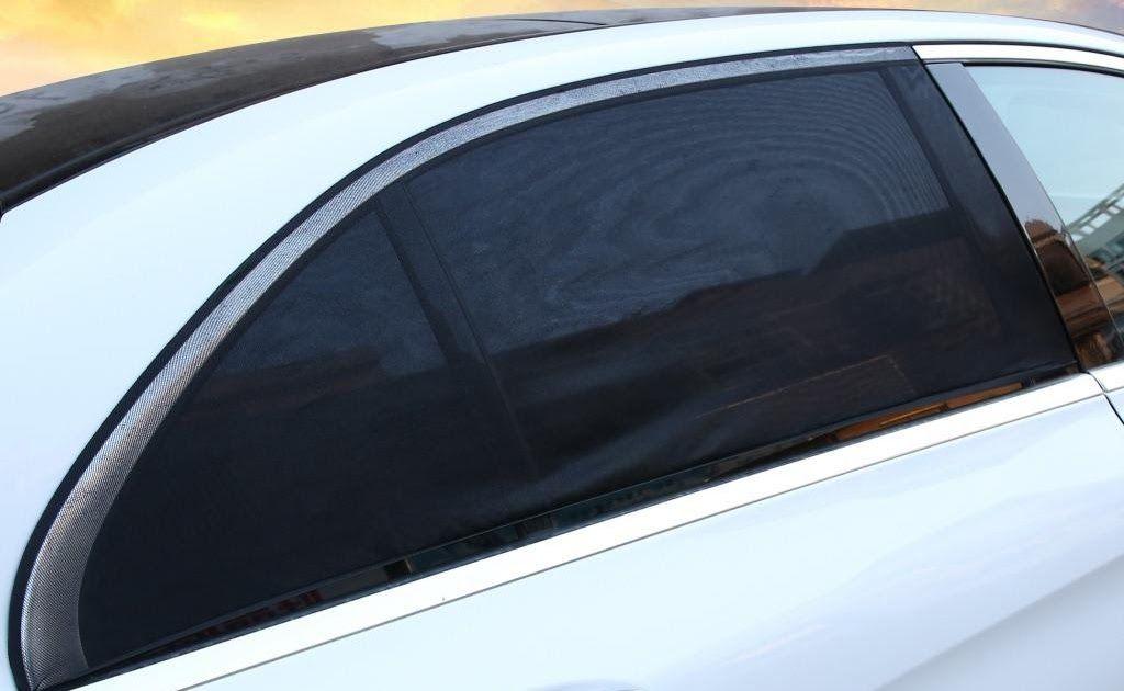 Car Cover Auto Vehicle Sunshade Screen Windshield Uv