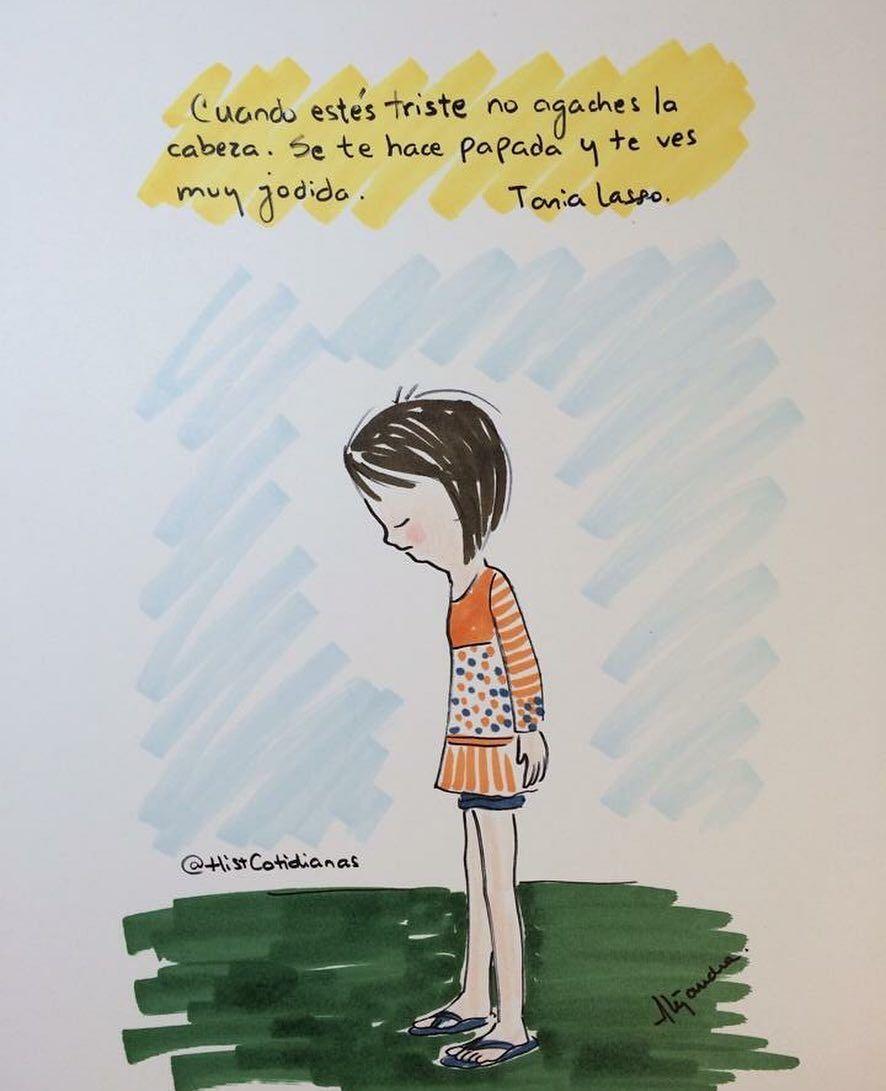 Cuando estés triste... by histcotidianas
