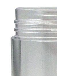 1 oz Clear Push-Up Deodorant Container : Deodorant