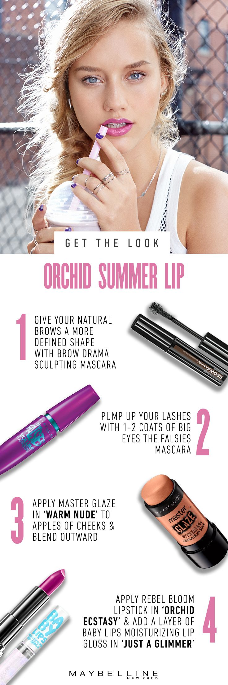 Want a flirty, fresh look that's perfect for playing hooky
