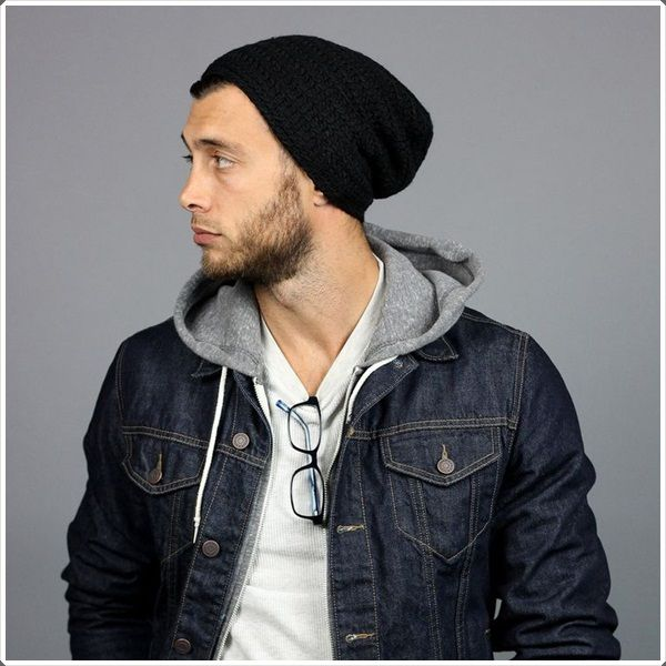 6ada587a2b3 30 Perfect Slouchy Beanies For Men to Try this Year