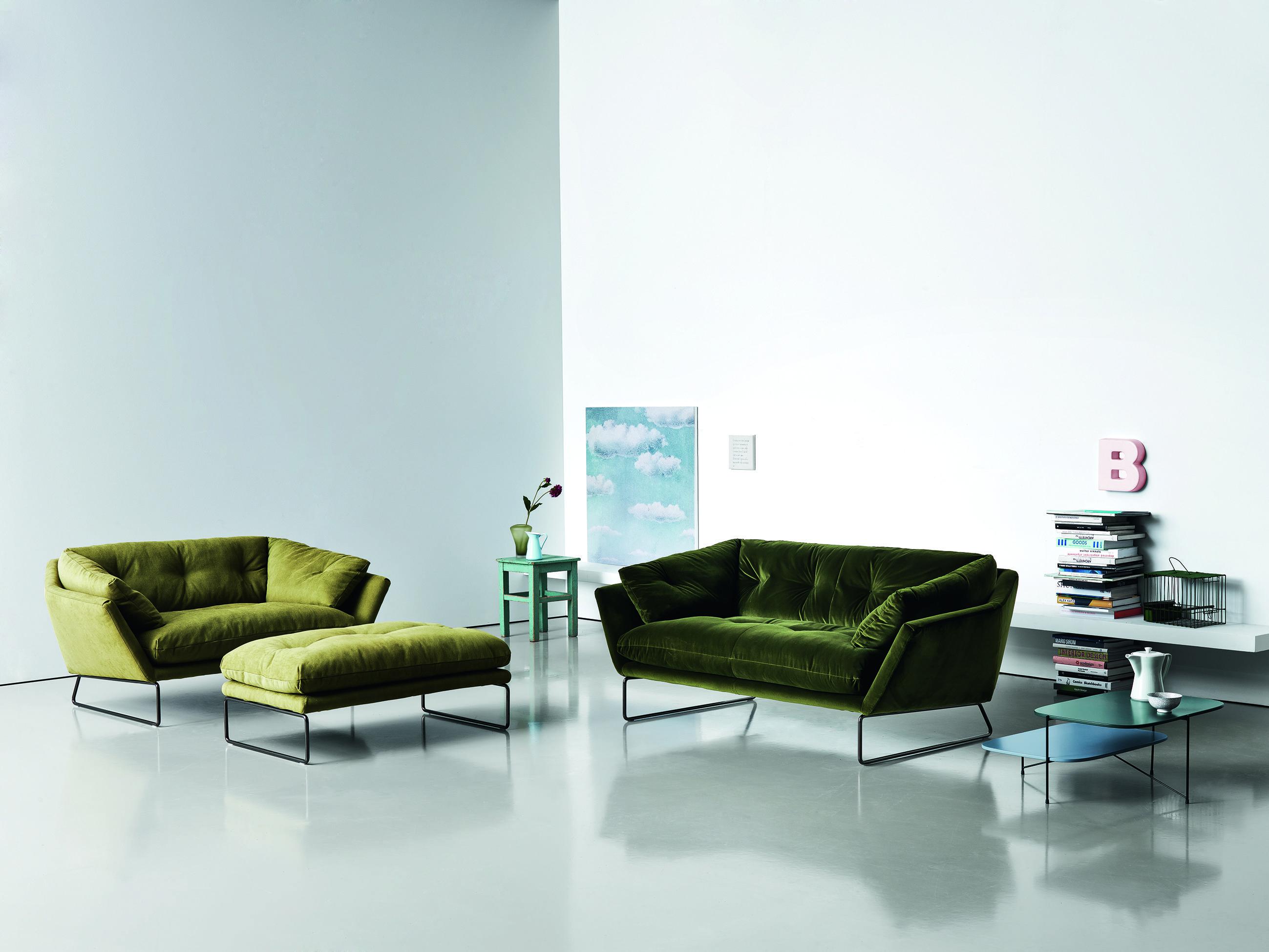 NEW YORK SUITE Sofa By Saba Italia Design Sergio Bicego