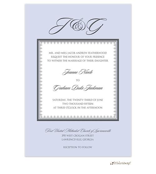 fancy frame invitation not these pinterest fancy