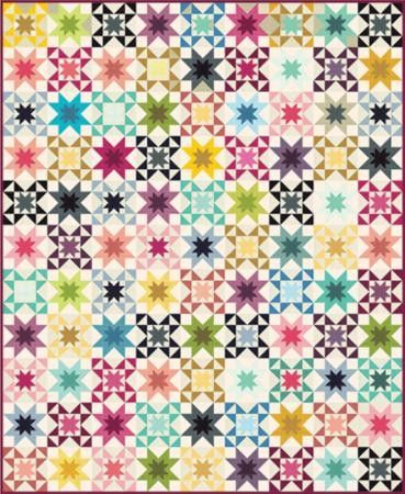 Rising Star Quilt Pattern By Vanessa Christenson Sewing