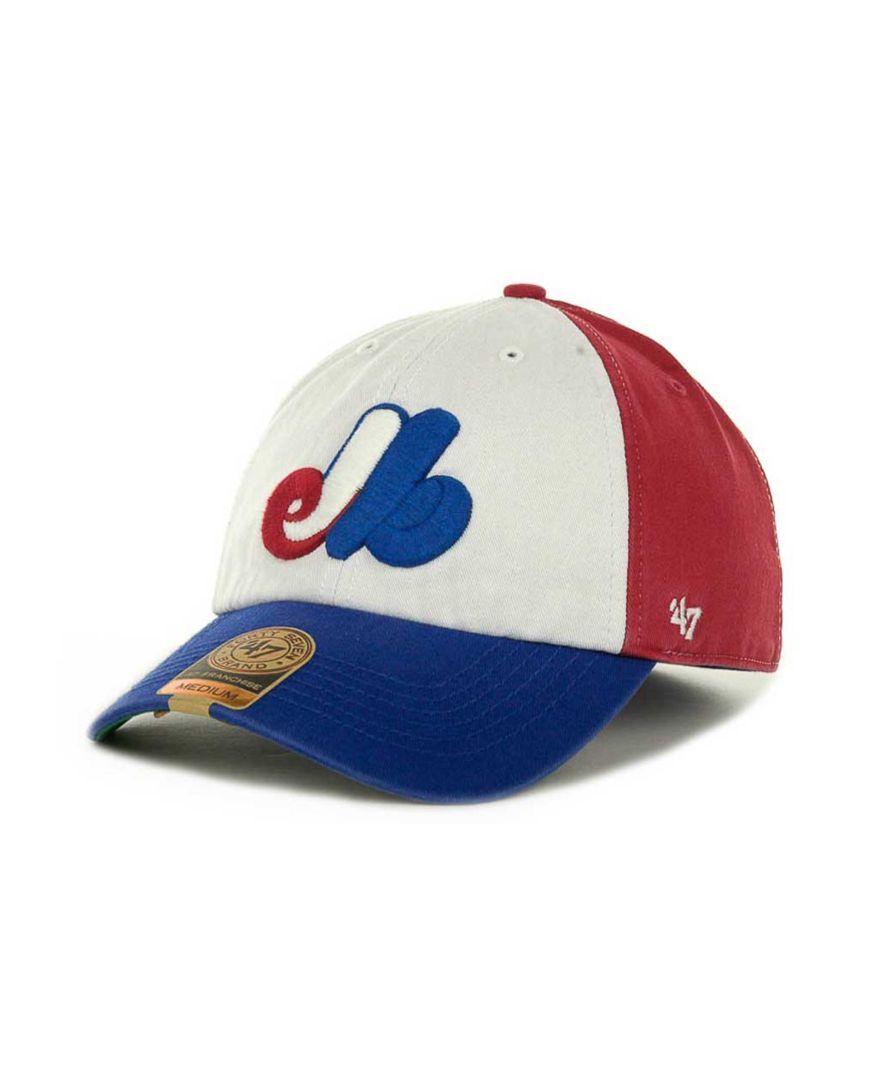 5f1be1891b129  47 Brand Montreal Expos Franchise Cap   Reviews - Sports Fan Shop By Lids  - Men - Macy s