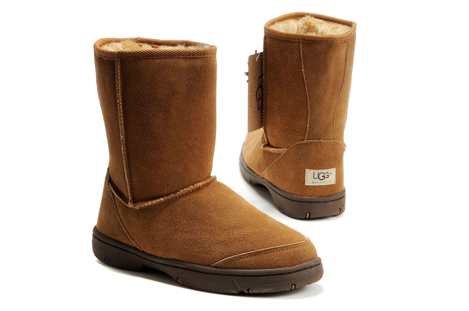 I am SOrry!! But these are the ugliest boots ever made!! --- UGGS! :) - UGG !!