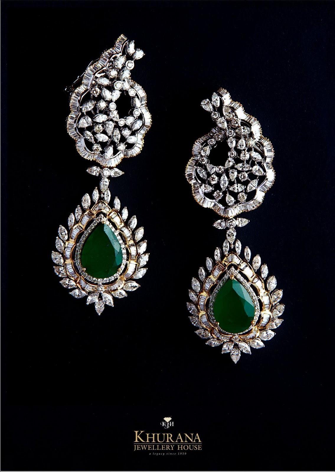 Khurana diamond jewellery amritsar jewelry jewellery pinterest