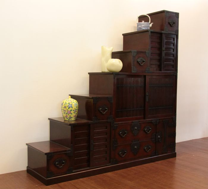 Step Chests, Awesome Under Eaves Storage