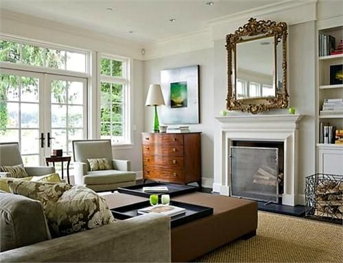 traditional victorian colonial living family room by laura bohn