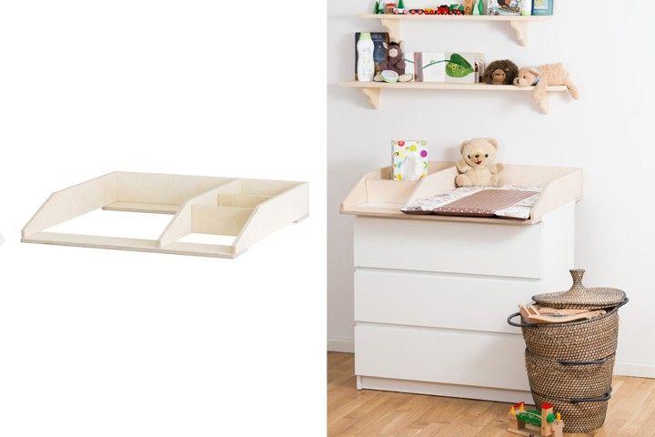 Ikea Malm Kommode Wickeltisch 2021