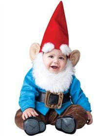 Garden Gnome Baby Costume...from Spirit Halloween