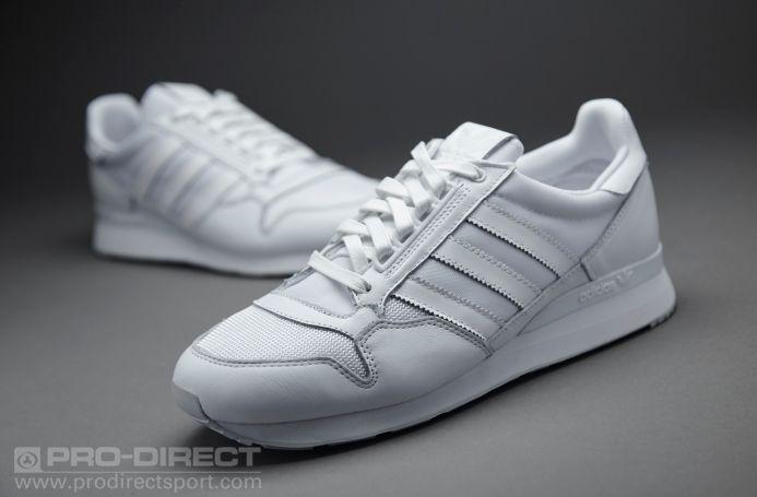 Mens Shoes - adidas Originals ZX 500 OG - White / Solid Grey - B25294