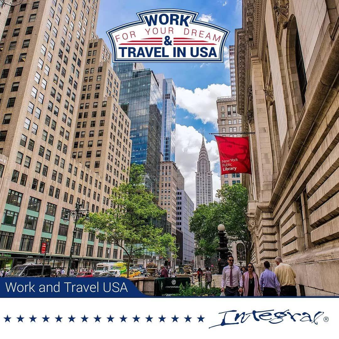 Work And Travel Kaloni Veren Ne Usa Duke Udhetuar Dhe Punuar Shkembe Eksperienca Permirso Anglishten Njih Kul Travel Dreams Travel Usa Work Travel