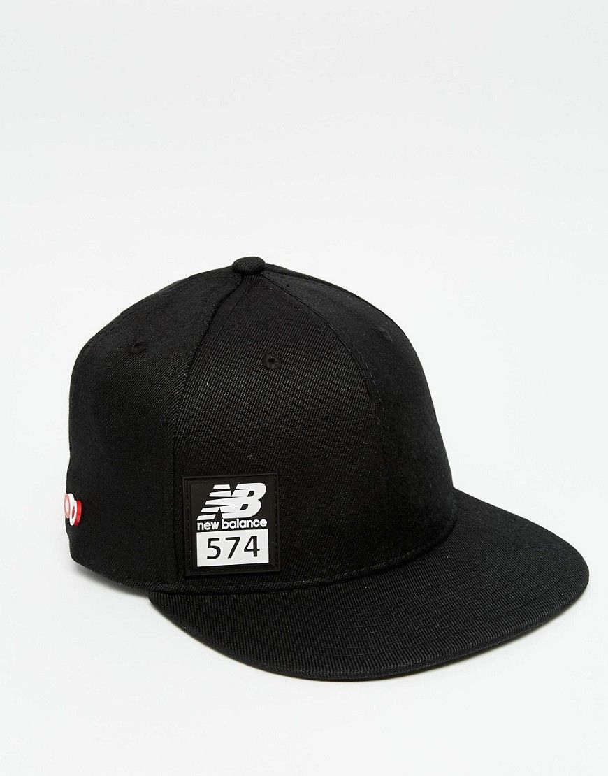 new balance hat new balance 574 grey