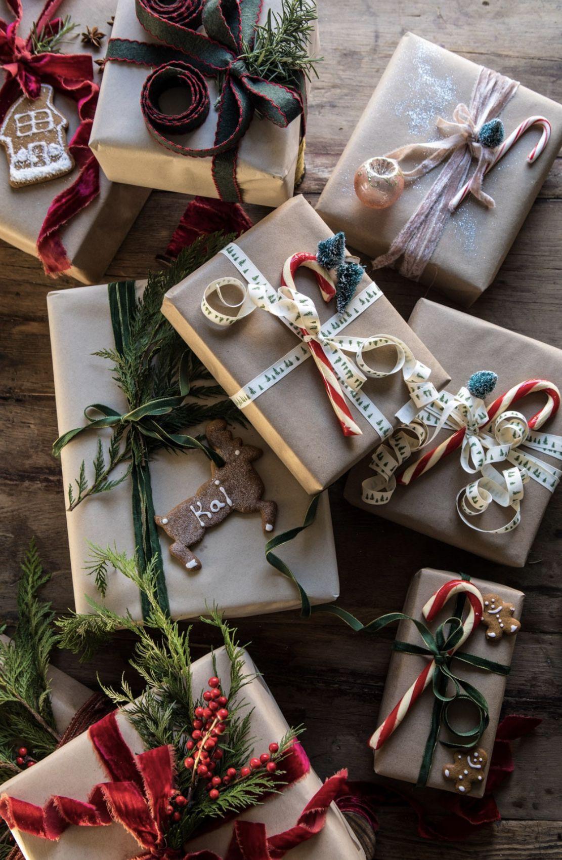Pin by yas ab on Merry Christmas   Christmas wrapping diy ...