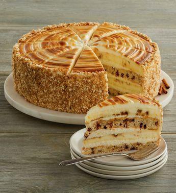The Cheesecake Factory® Cinnabon® Cinnamon Swirl Cheesecake 10 #cheesecakefactoryrecipes