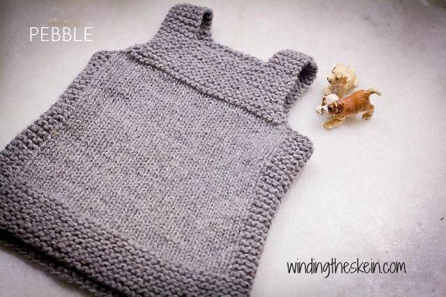 f4e3b67d1 Free Knitting Pattern for Newborn Vest