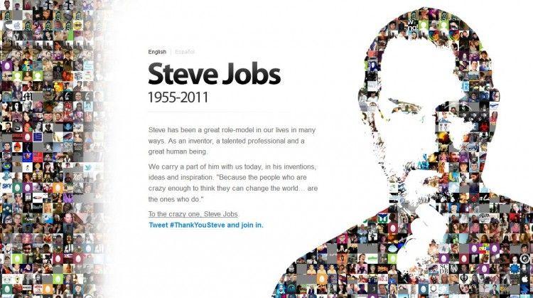 18 tributos interativos sobre steve jobs