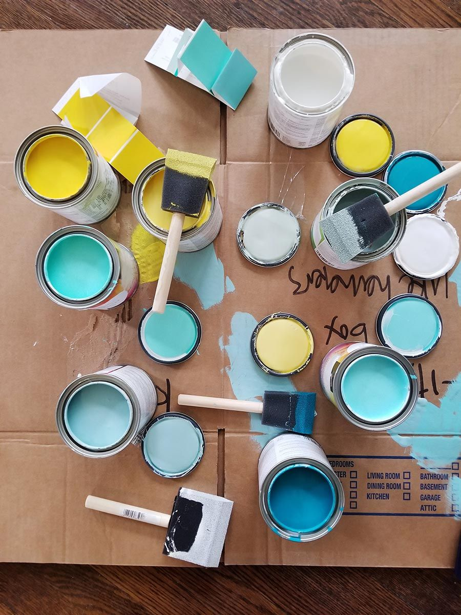 In need of a color consultant do you want to paint a room