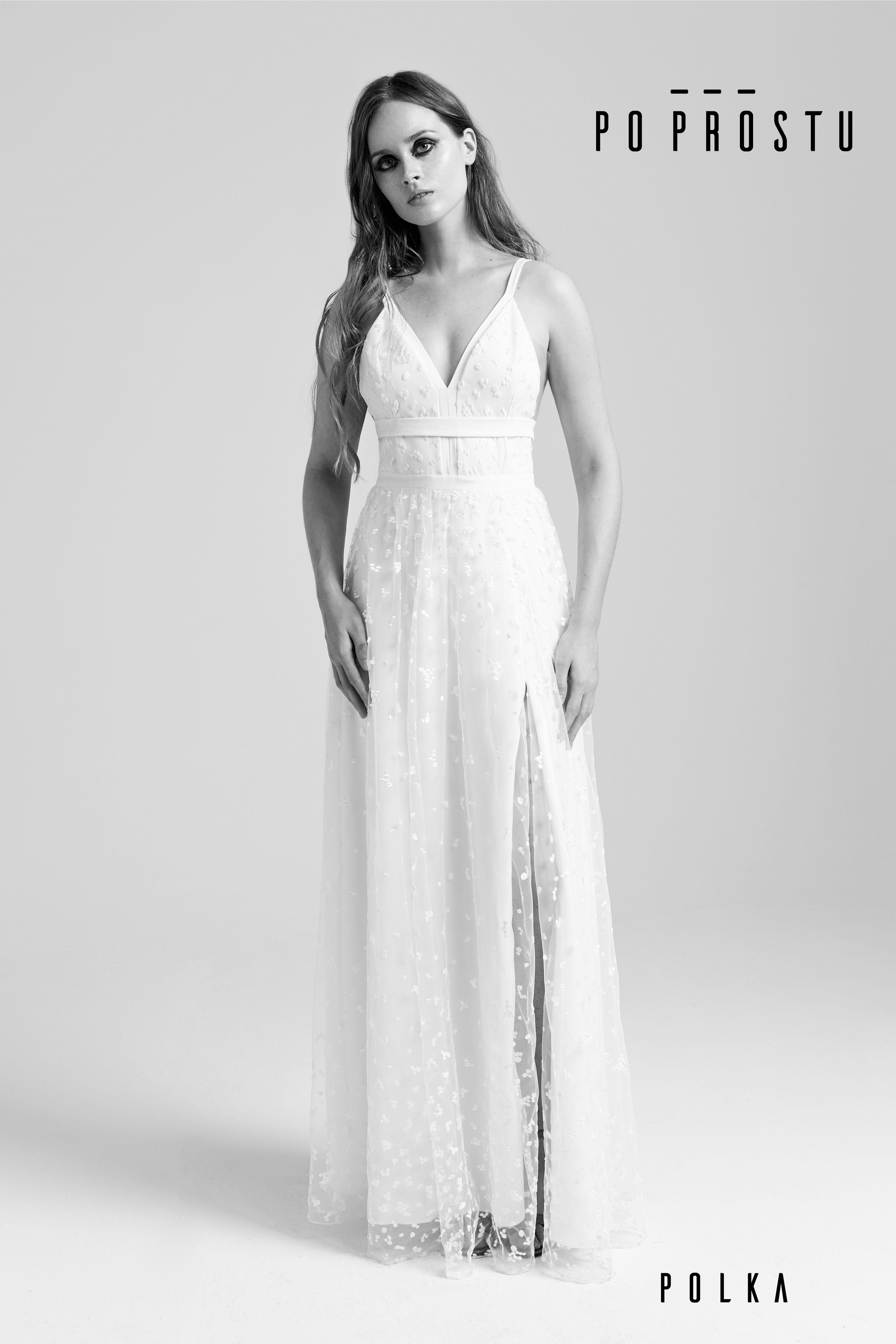 2c34708e2b ... Suknie Ślubne. Tagi. Proste Wesela · Simple wedding dresses. Polish  designer. Wedding dresses from designer. Wedding dress. Simple