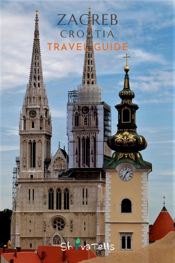 Zagreb Travel Guide Best Cities In Europe Cities In Europe Europe Travel Destinations