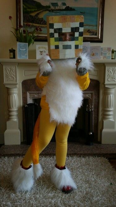 Stampy Cat Costume Minecraft World Book Day \u2026 Pinteres\u2026 - minecraft halloween costume ideas