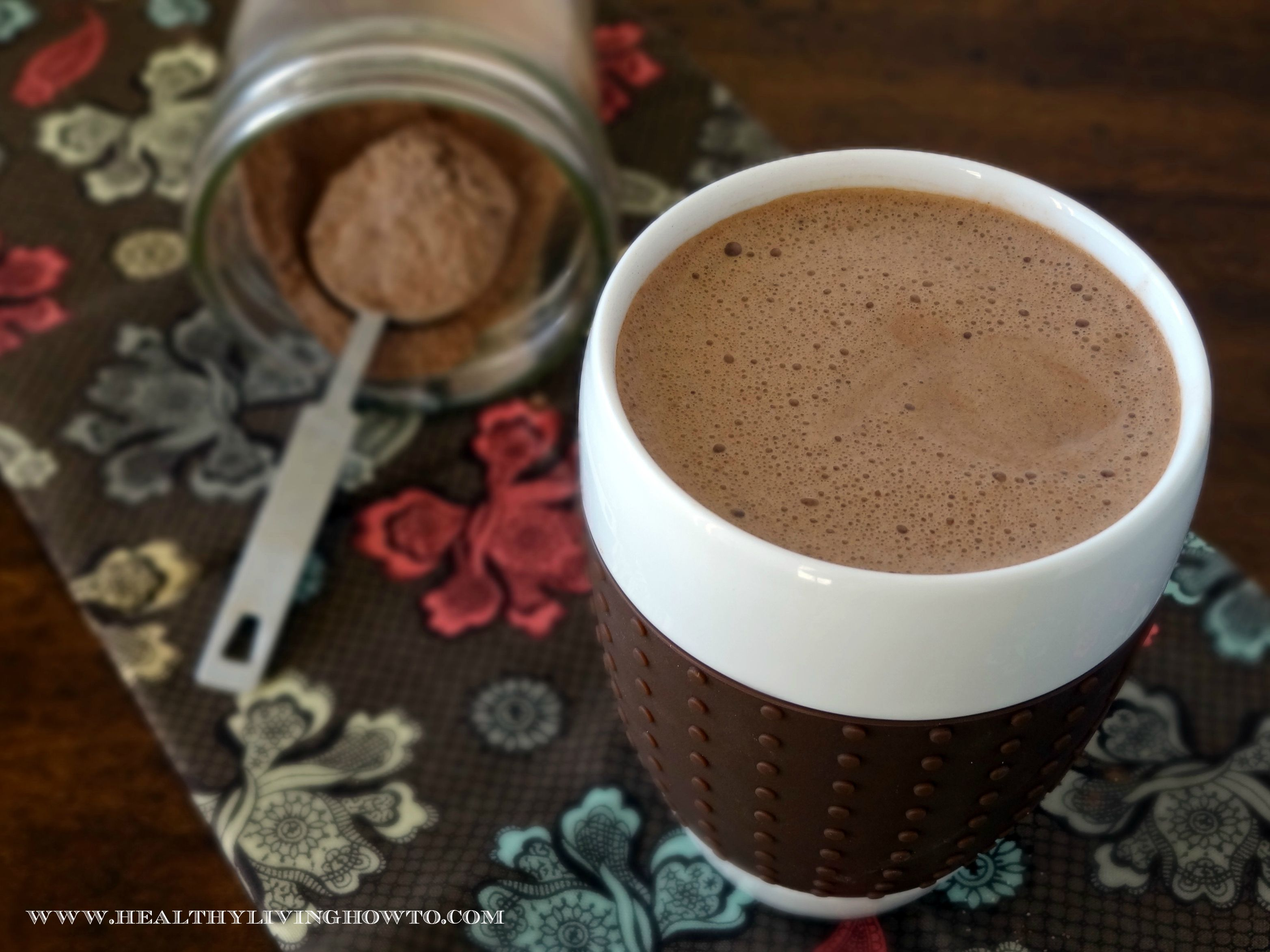 Sugar-Free Hot Chocolate Mix | Homely | Pinterest | Best Hot ...