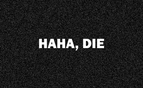 @Desiree Nechacov Villegas!!!!!!!!!!!!!!!!!!!!!!!!!!!!!!!!  kill yourself.