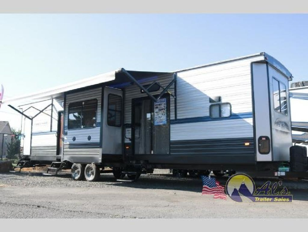New 2019 Forest River Rv Cherokee Destination Trailers 39cl
