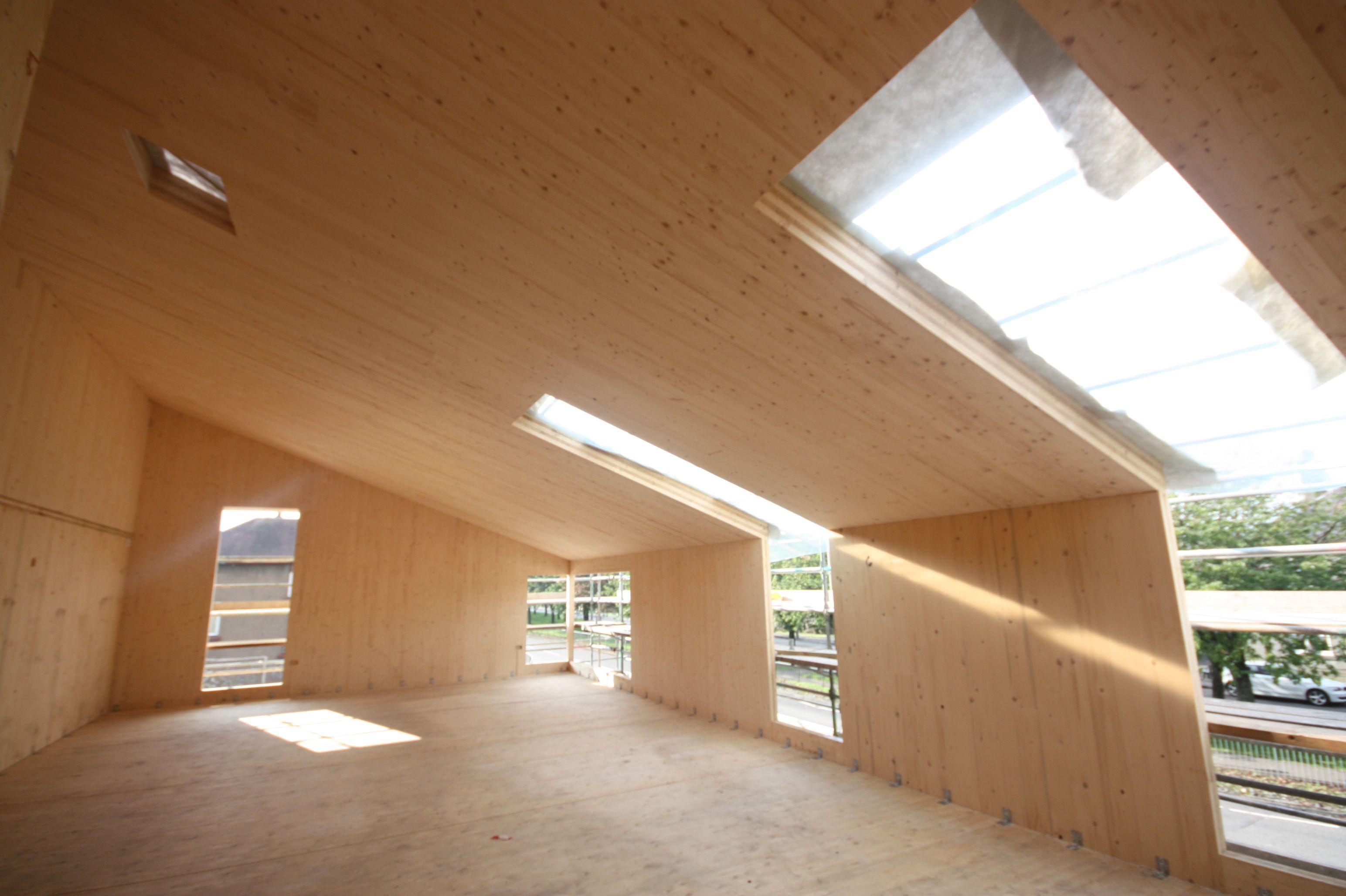 Isolare La Casa Basaluzzo clt roofs - google search | timber house, clt, hotels design