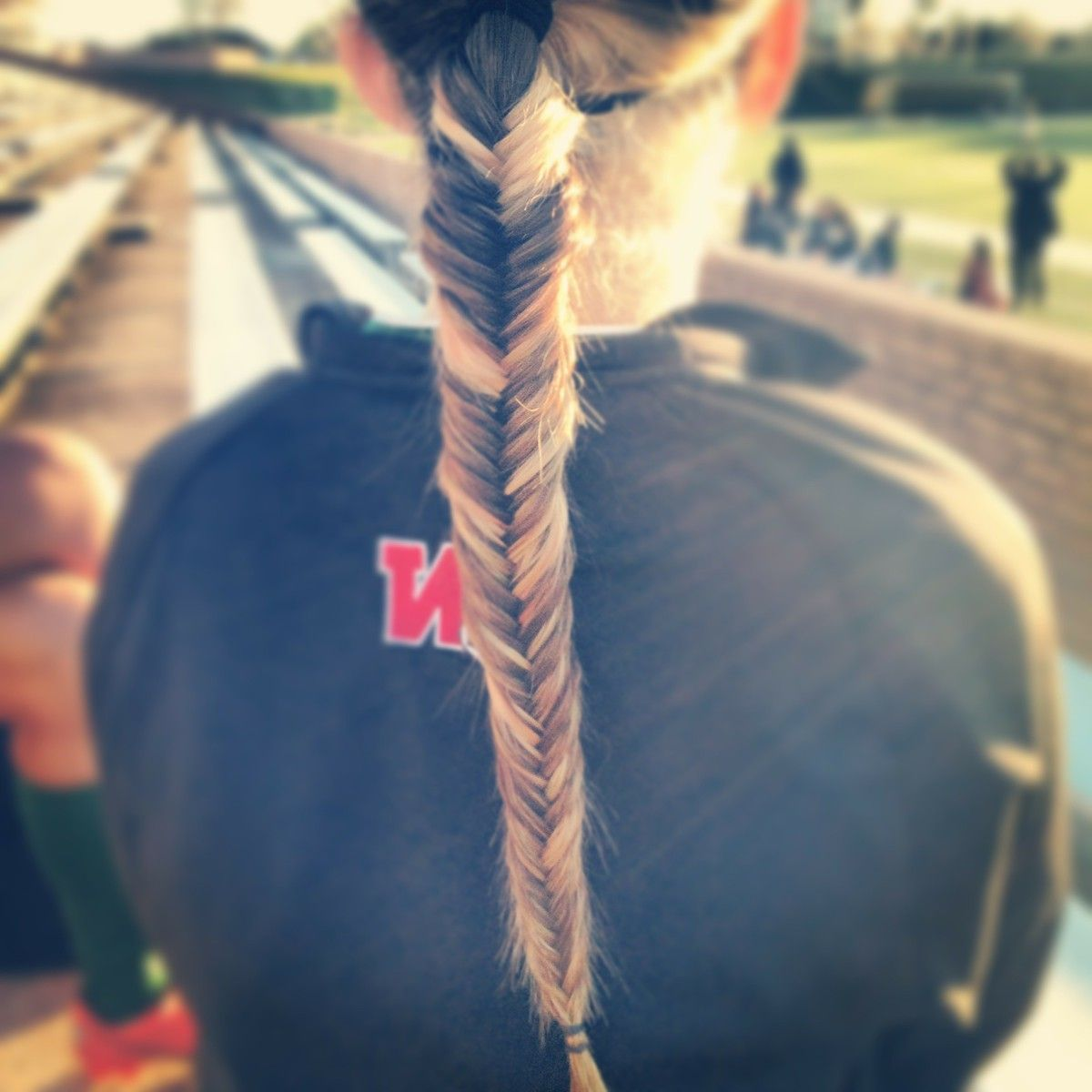 Super 1000 Images About Cute Soccer Hairstyles On Pinterest Soccer Hairstyles For Men Maxibearus