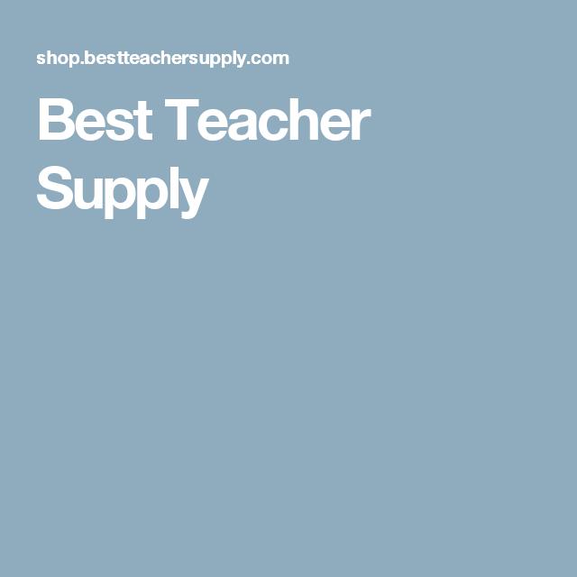 Best Teacher Supply | Homeschool | Pinterest | Teacher supplies ...