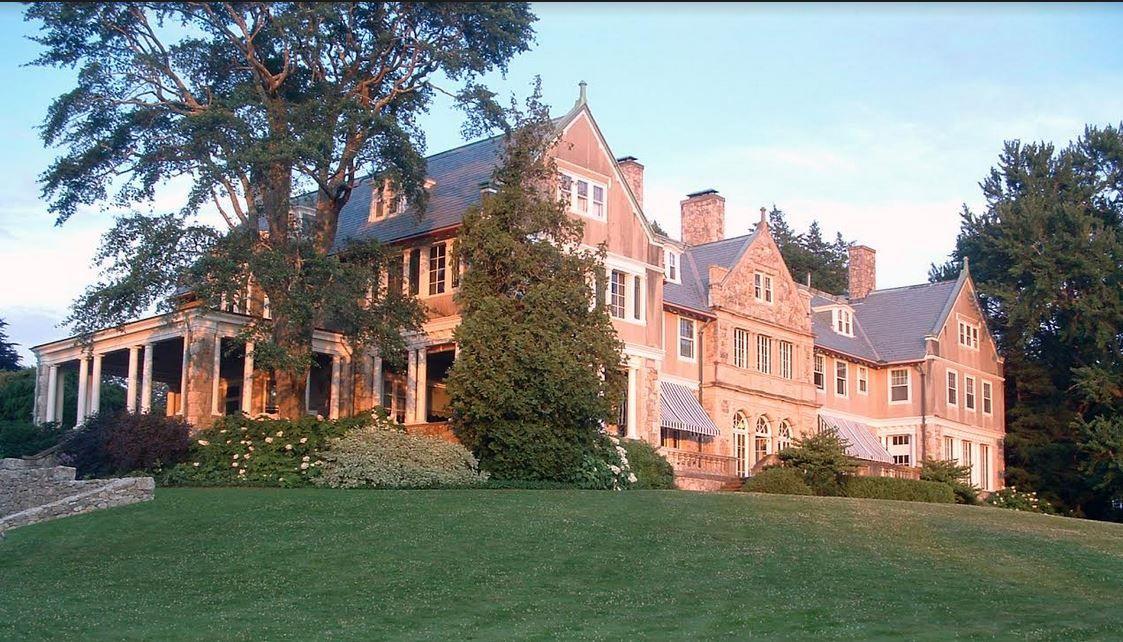 Blithewold Mansion, Gardens & Arboretum, Bristol, Rhode