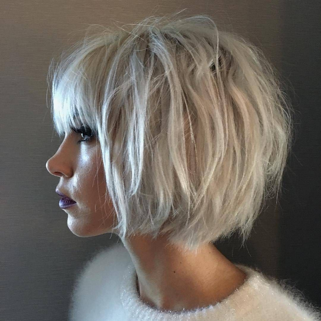 gorgeous hair color ideas for short haircuts warm ootd and a photo