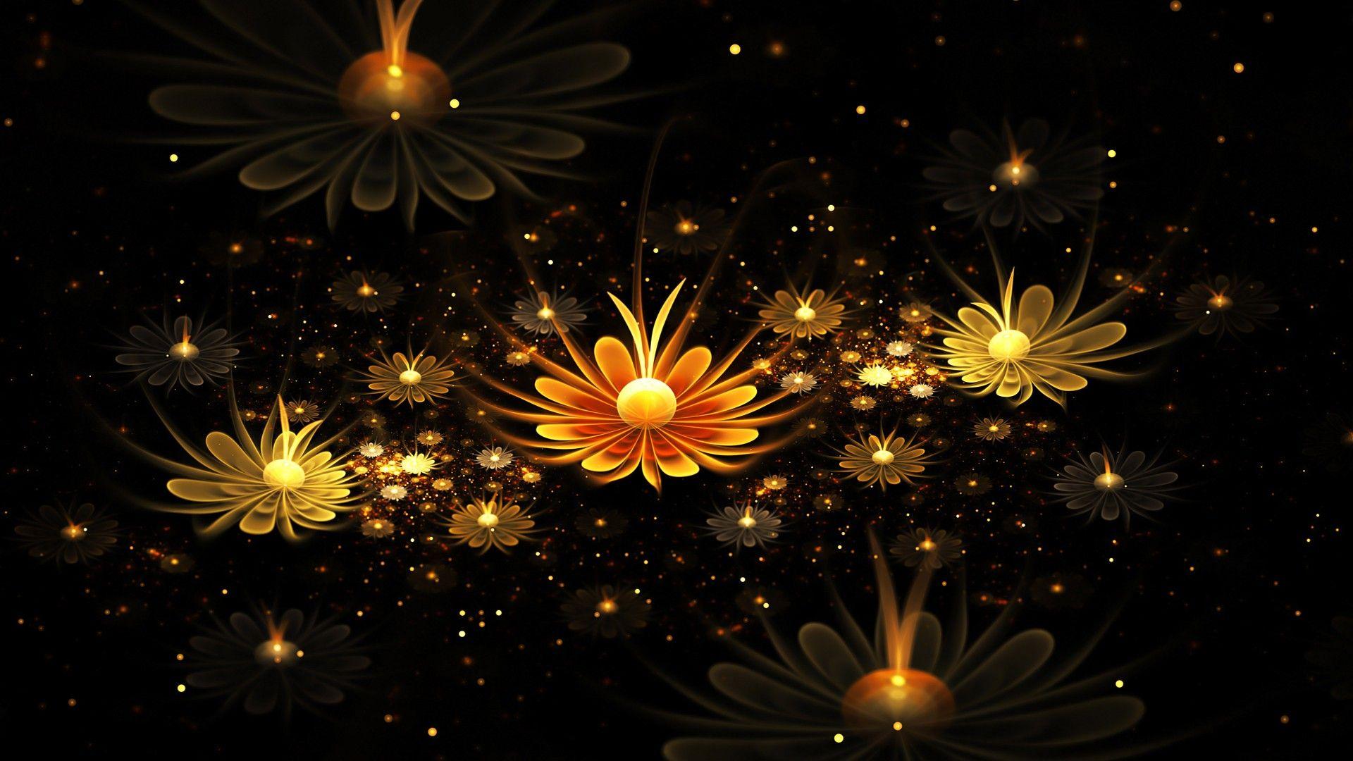3D Flower Wallpaper HD Flower wallpaper, Full hd desktop