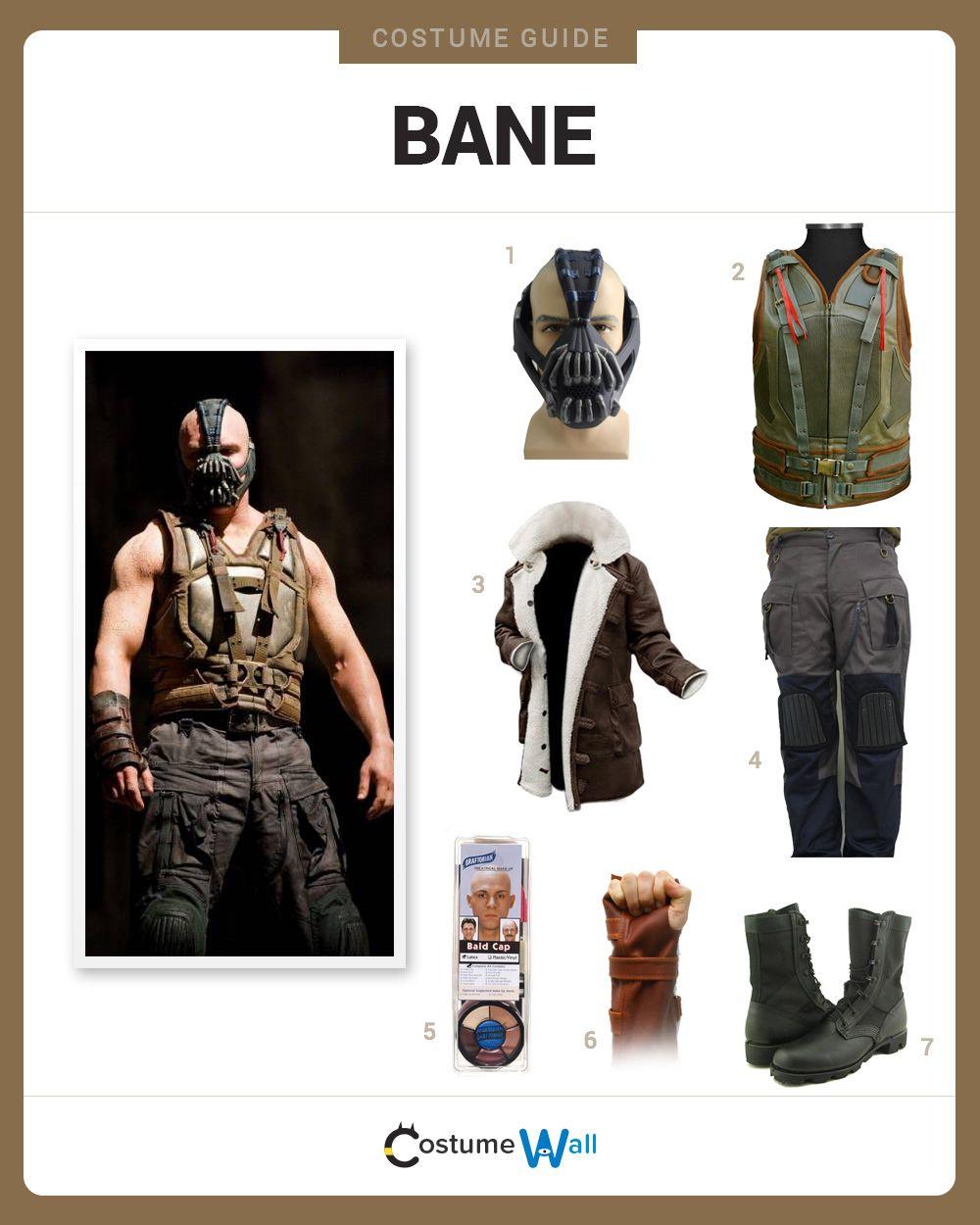 Dress like bane bane costume dark knight and knight dress like bane solutioingenieria Gallery