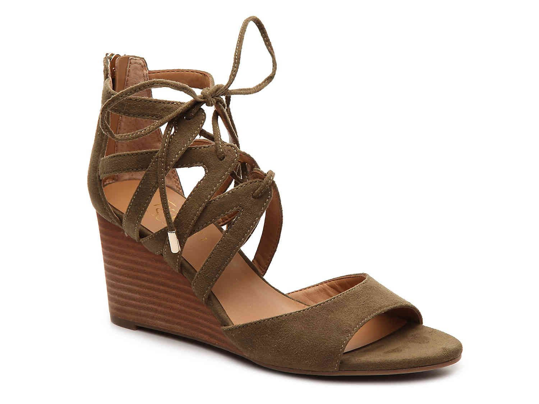 Mollie Wedge Sandal