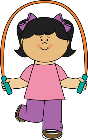 girl playing with jump rope clip art oszt ly dekor pinterest rh pinterest com rope clipart png rope clipart free
