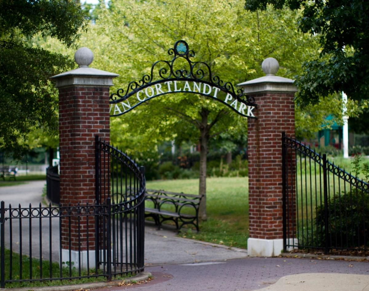 Image result for Van Cortlandt Park