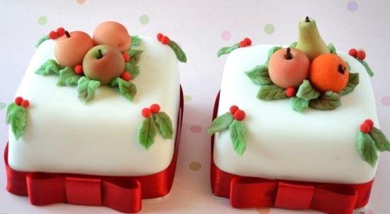 Debora Hwang Cakes: How to make Marzipan fruits