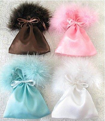 Bridal Favor Bags