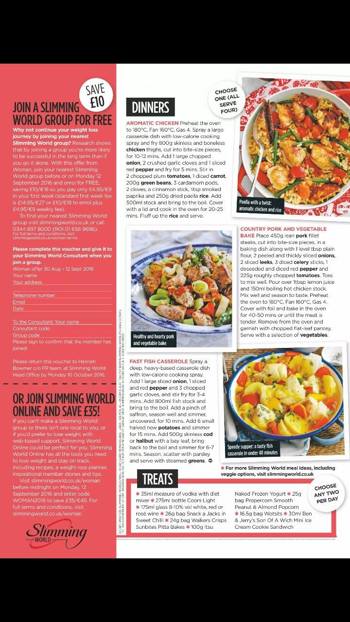 Slimming World Country Pork And Vegetable Bake Healthy Filling Snacks Healthy Chicken Recipes Healthy Snacks
