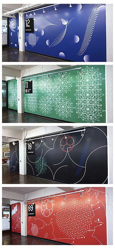carmichael lynch | wall graphics