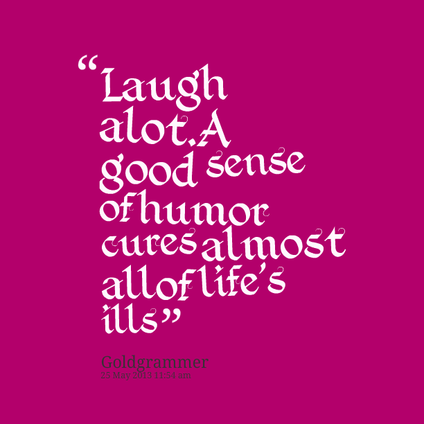 A Sense Of Humor Can Be An Invaluable Companion On Our Spiritual